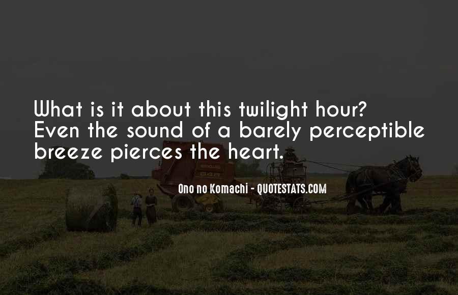 Ono No Komachi Quotes #624797