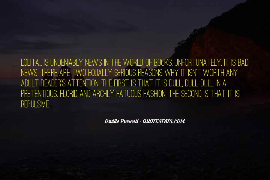 Orville Prescott Quotes #1740502