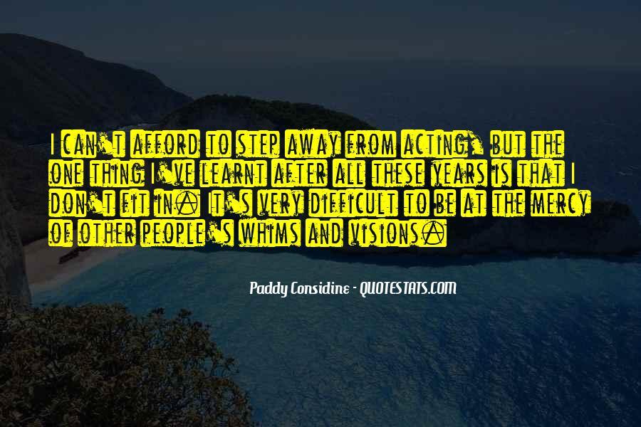 Paddy Considine Quotes #1217854