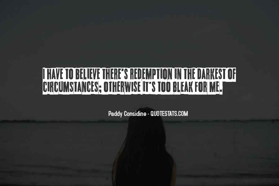 Paddy Considine Quotes #1368163