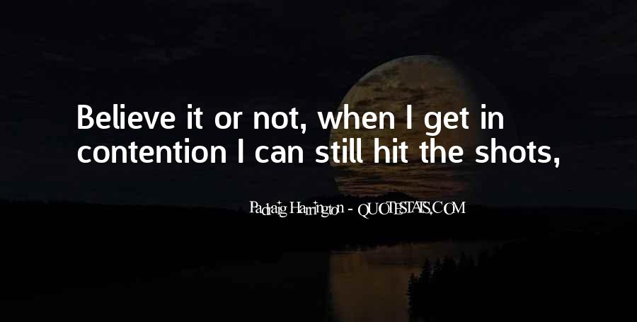 Padraig Harrington Quotes #1634901