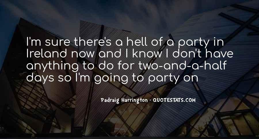 Padraig Harrington Quotes #790873