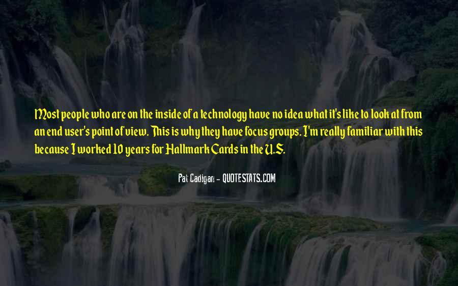 Pat Cadigan Quotes #1657558