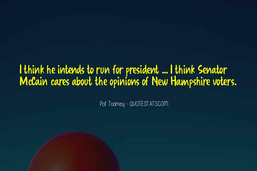 Pat Toomey Quotes #1105339