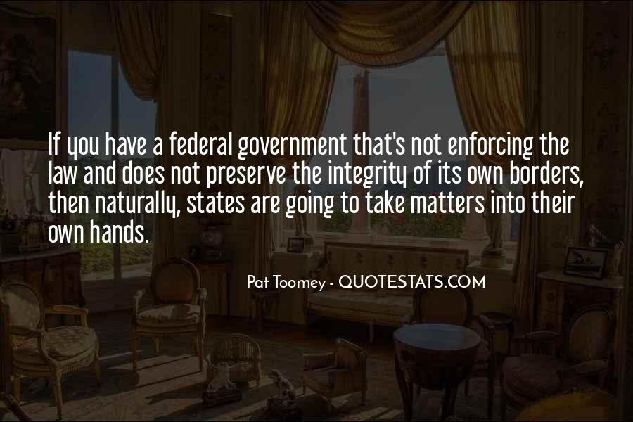 Pat Toomey Quotes #1378374