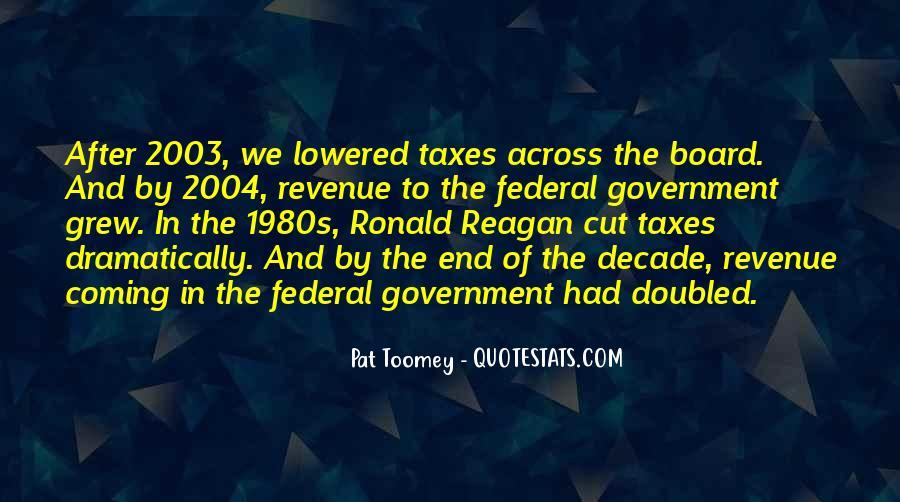 Pat Toomey Quotes #249063