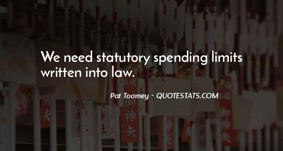 Pat Toomey Quotes #736100