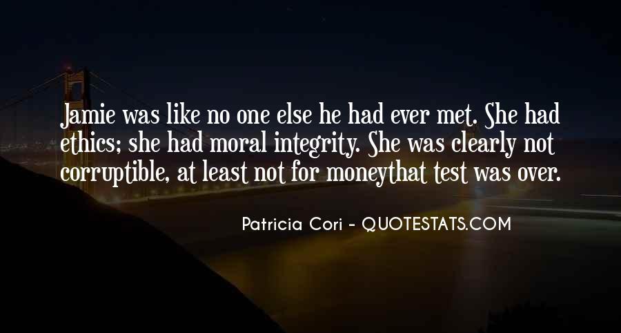 Patricia Cori Quotes #321135