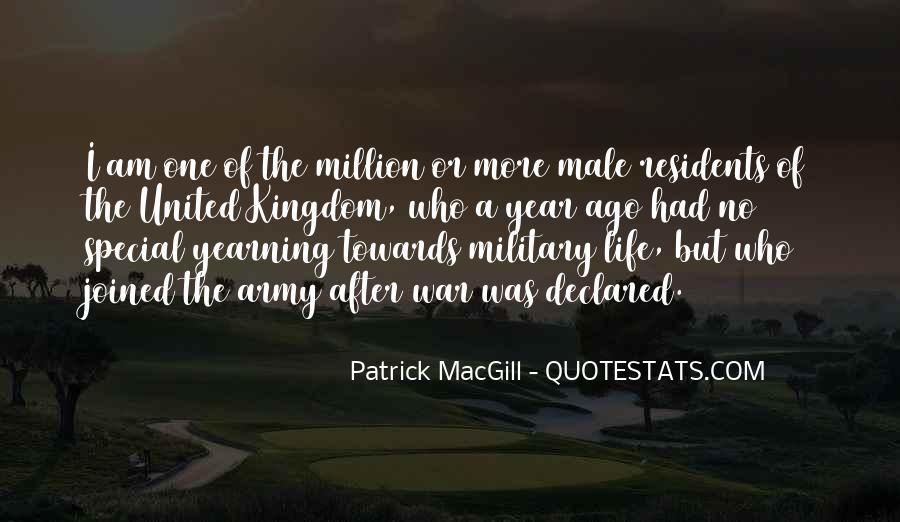 Patrick Macgill Quotes #1032338