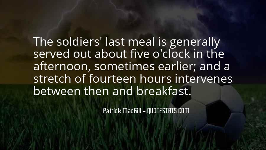 Patrick Macgill Quotes #1039642