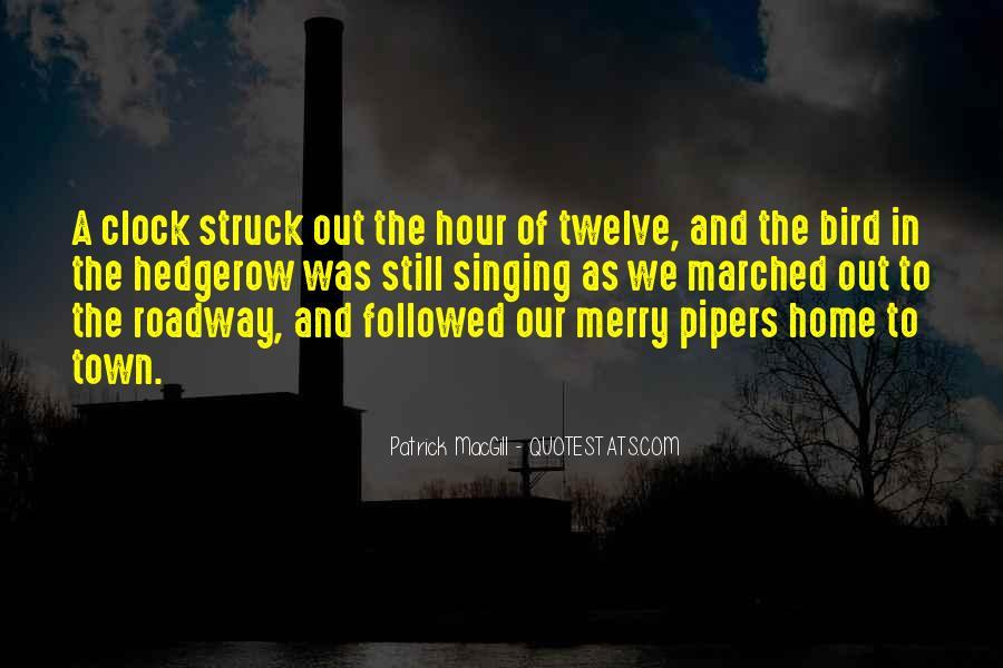 Patrick Macgill Quotes #1095033