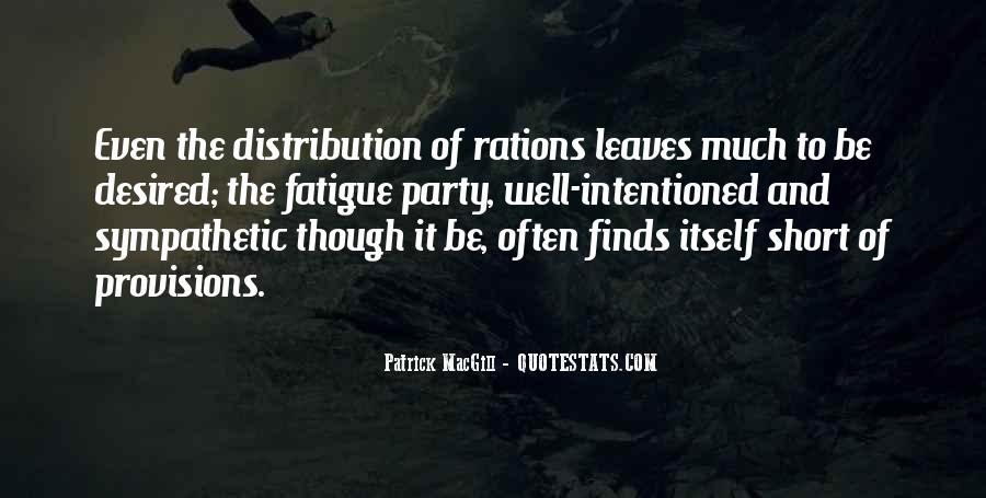 Patrick Macgill Quotes #519782