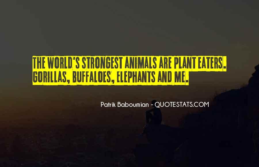 Patrik Baboumian Quotes #793635