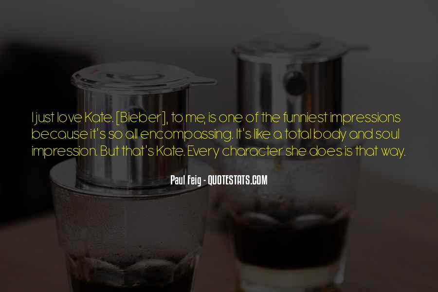 Paul Feig Quotes #116966