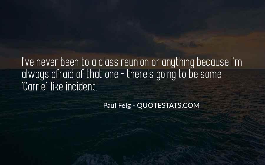 Paul Feig Quotes #1404863