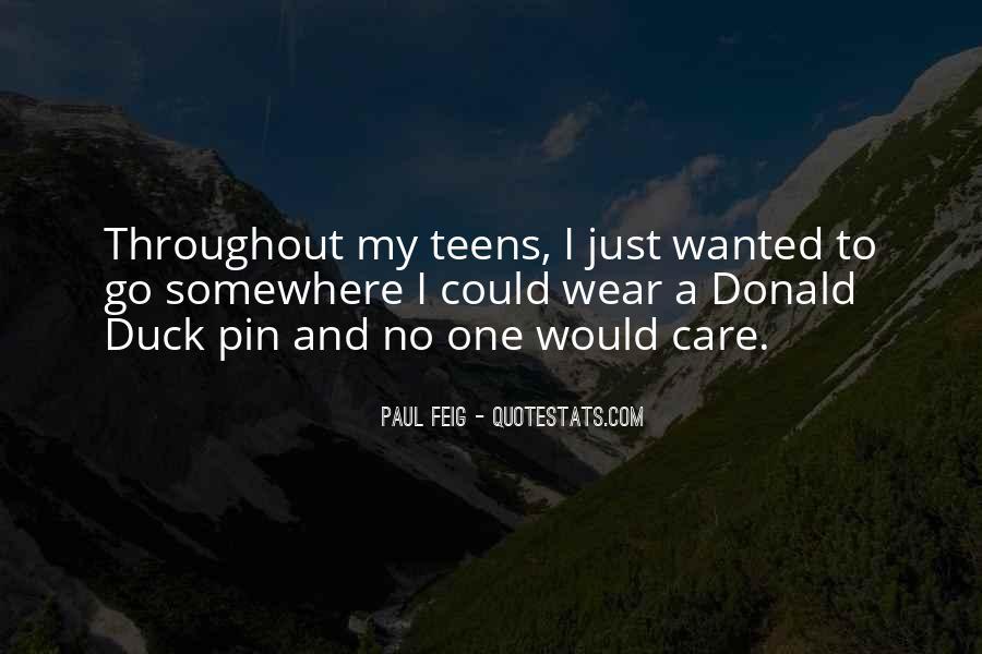 Paul Feig Quotes #1460255