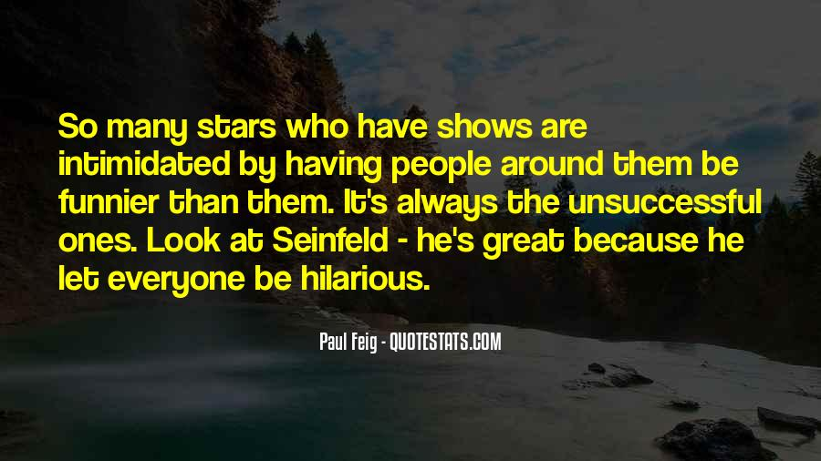 Paul Feig Quotes #1812030