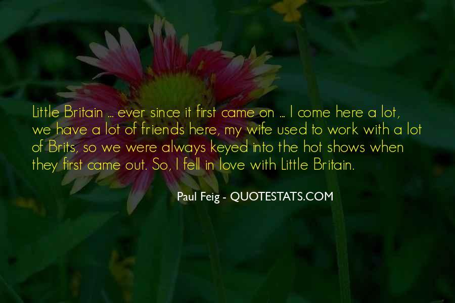Paul Feig Quotes #34746