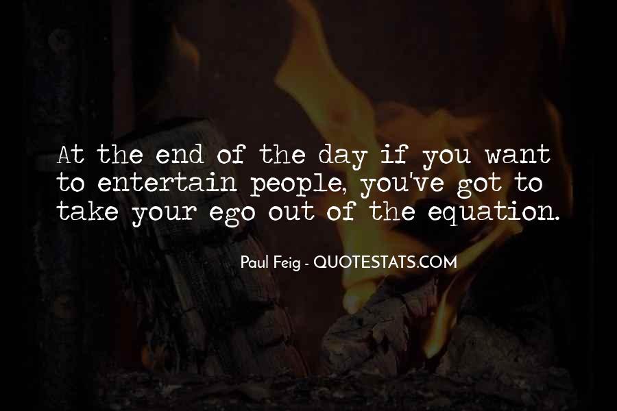 Paul Feig Quotes #38987