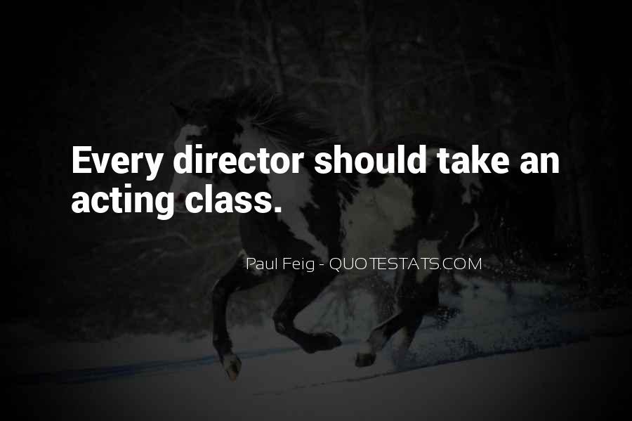 Paul Feig Quotes #479961