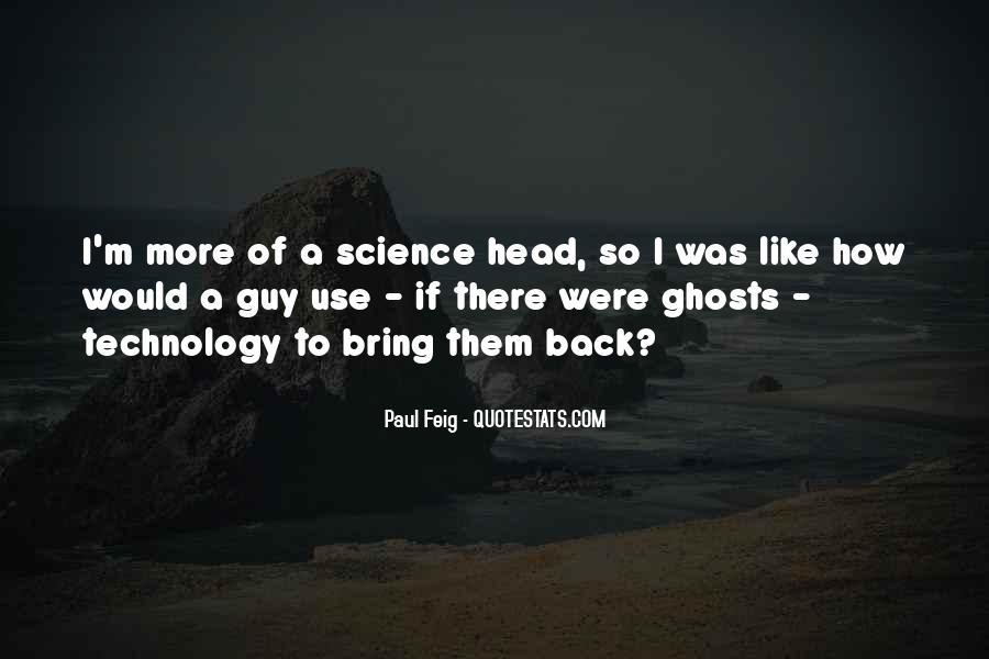 Paul Feig Quotes #60619