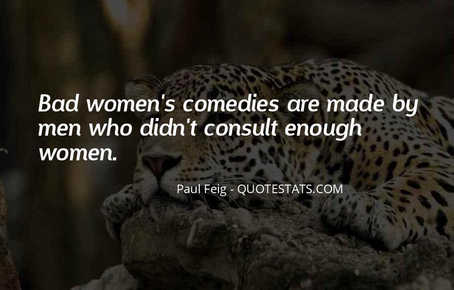 Paul Feig Quotes #607733