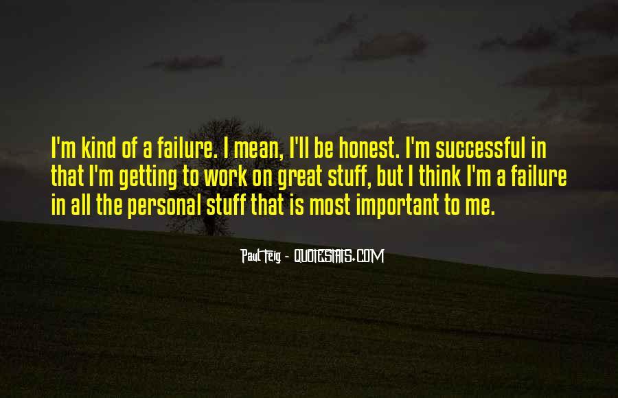 Paul Feig Quotes #808316