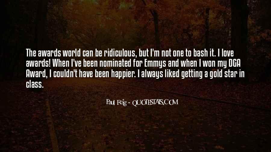 Paul Feig Quotes #865085