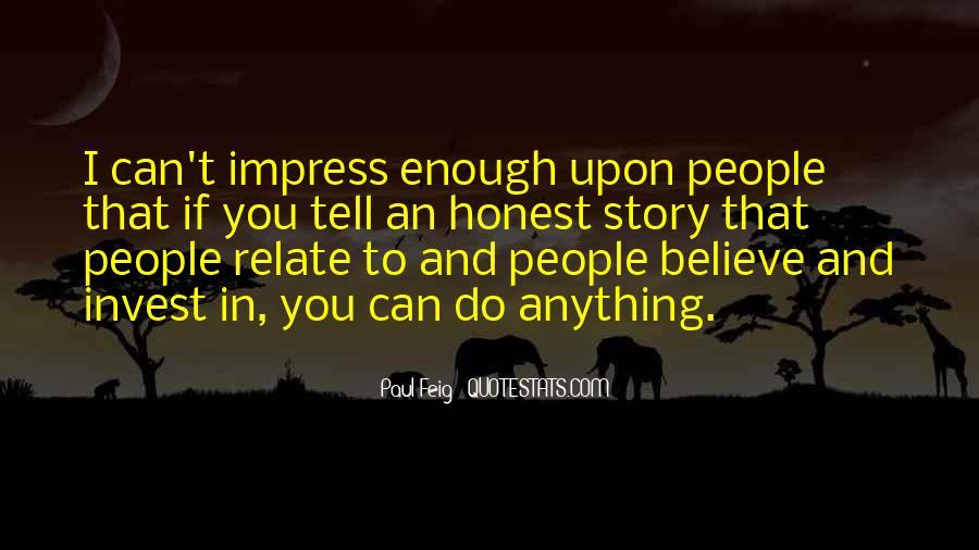 Paul Feig Quotes #91396