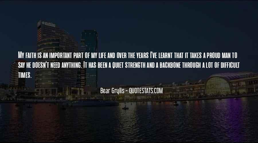 Quotes About Quiet Times #1392807