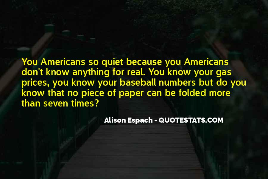 Quotes About Quiet Times #983332