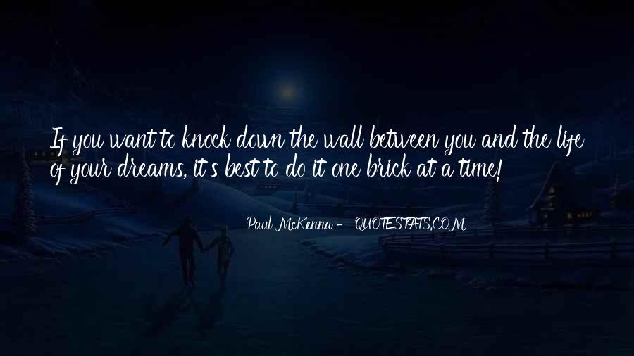Paul Mckenna Quotes #1024119