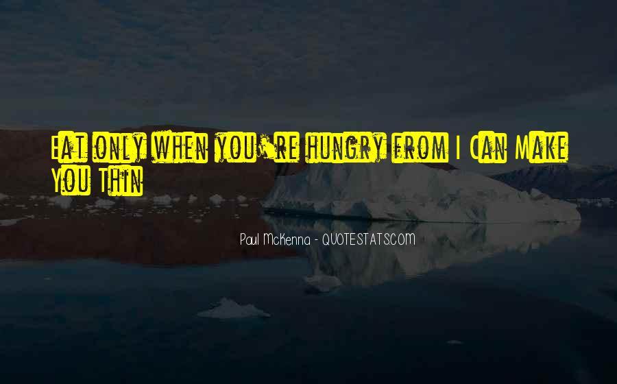 Paul Mckenna Quotes #1163400