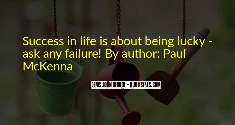 Paul Mckenna Quotes #1343868