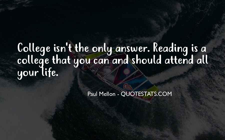 Paul Mellon Quotes #526028