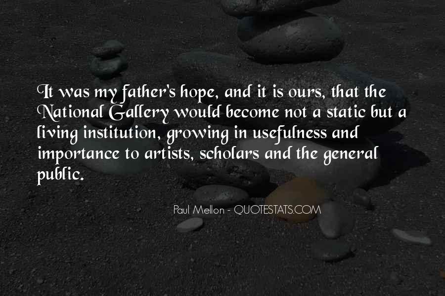 Paul Mellon Quotes #66882