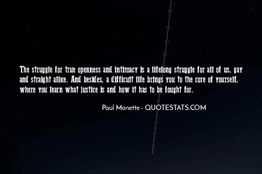 Paul Monette Quotes #1284625