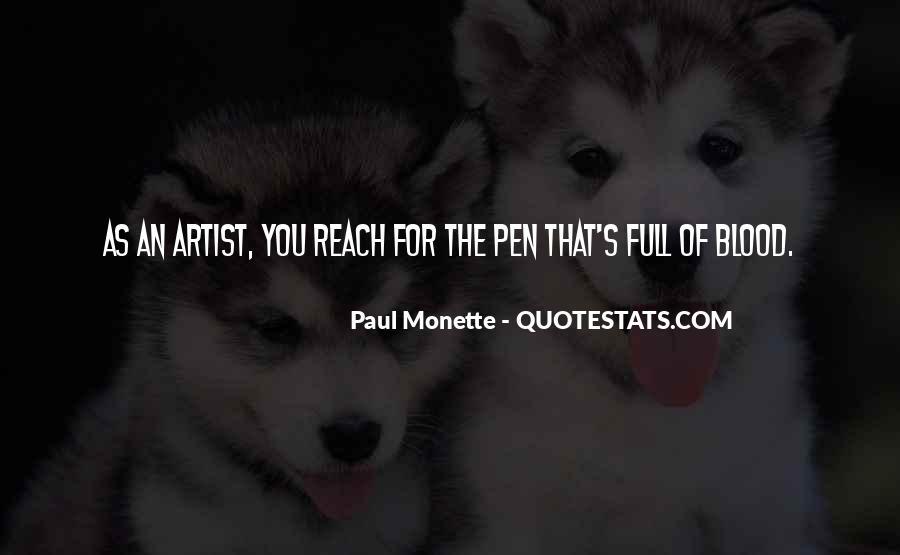 Paul Monette Quotes #1491263