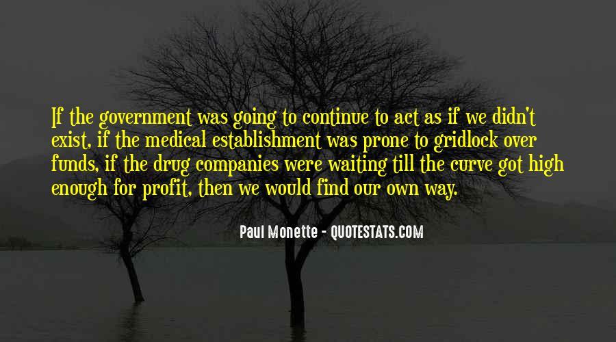 Paul Monette Quotes #1729538