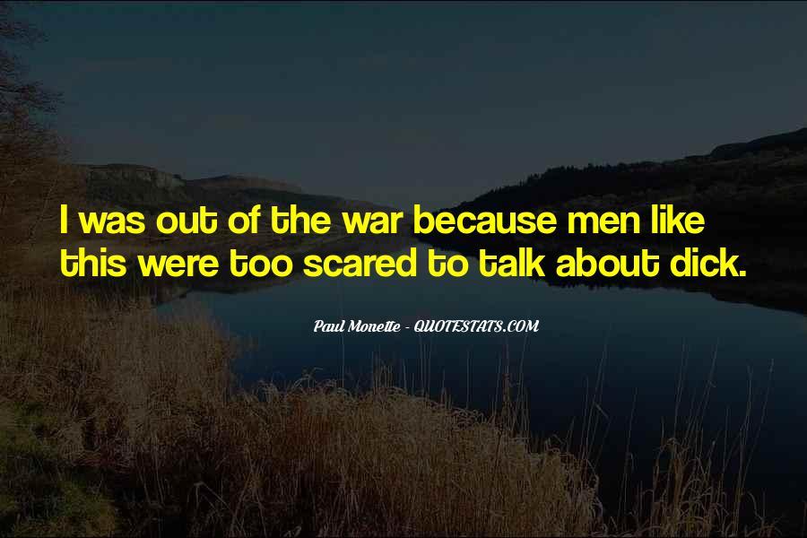 Paul Monette Quotes #1858526