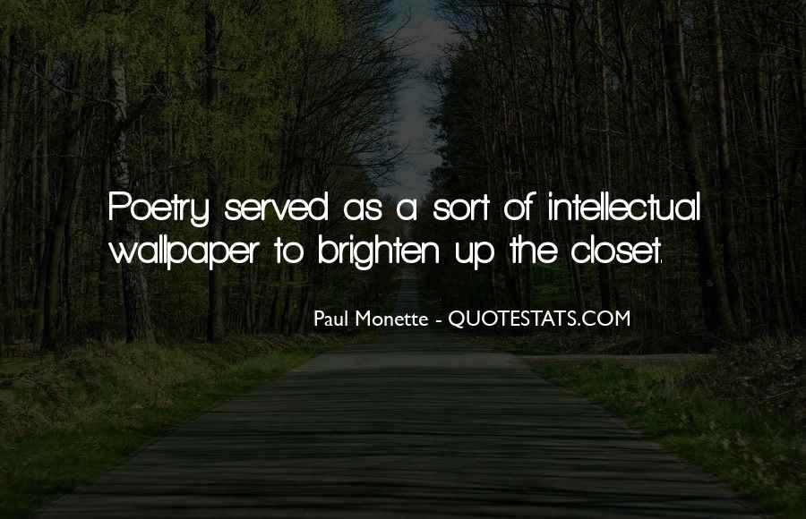 Paul Monette Quotes #189839