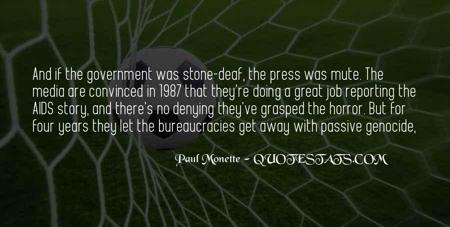 Paul Monette Quotes #211401