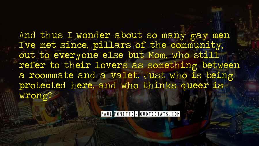 Paul Monette Quotes #248136