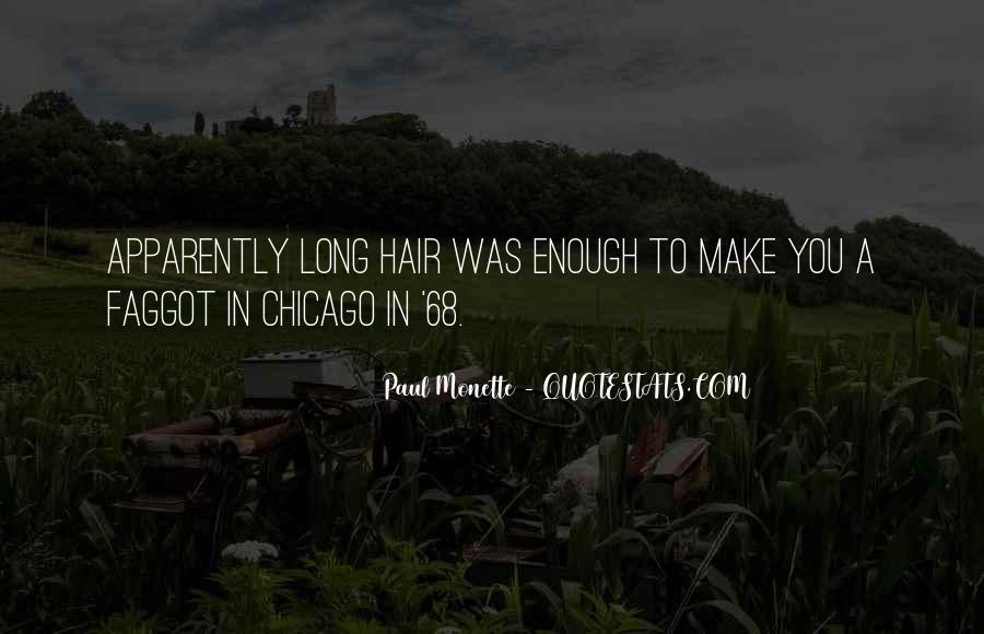 Paul Monette Quotes #378783