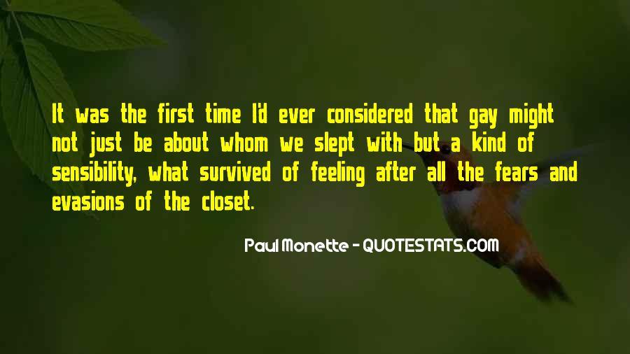 Paul Monette Quotes #498492