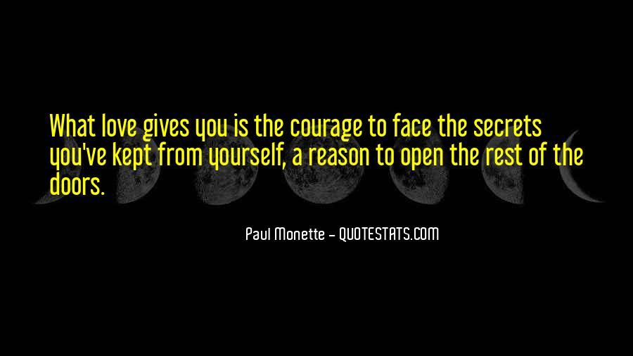 Paul Monette Quotes #498564