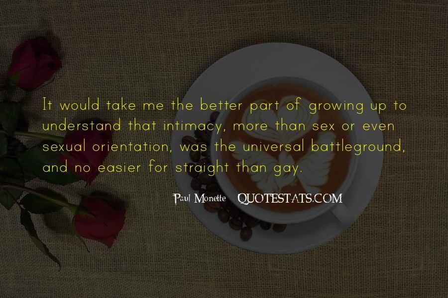 Paul Monette Quotes #553366