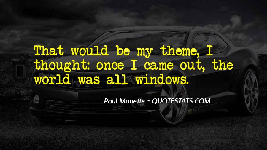 Paul Monette Quotes #563544