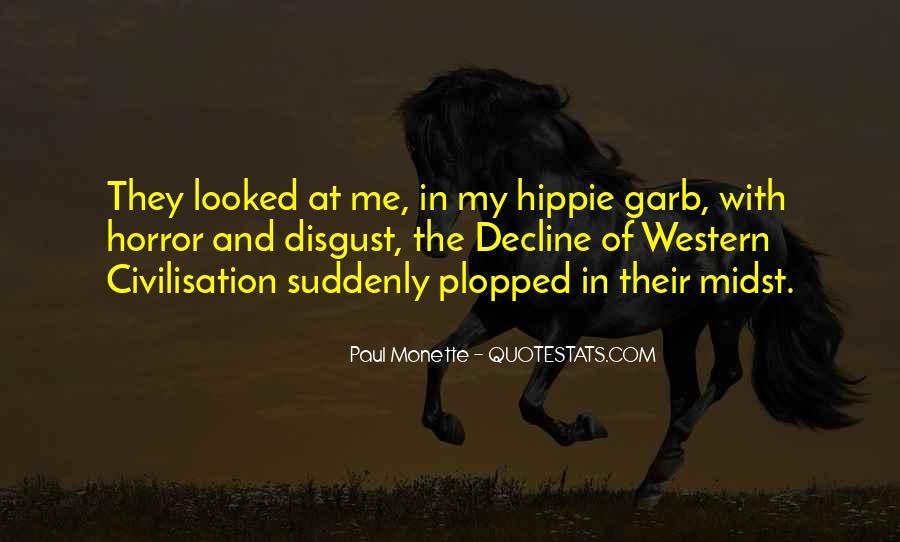 Paul Monette Quotes #763696