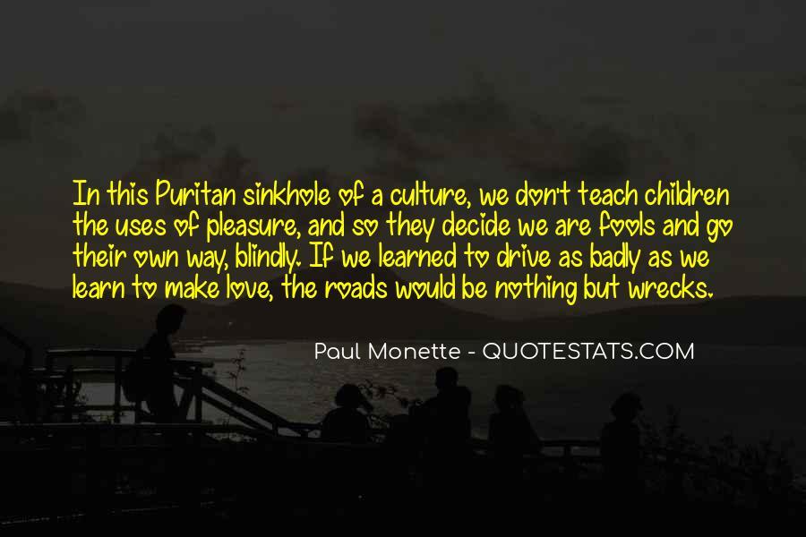 Paul Monette Quotes #792882